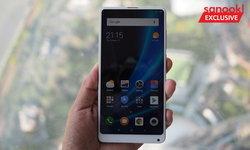 [Hands On] Xiaomi Mi Mix 2S กล้องคู่ผสานพลัง AI อัจฉริยะ