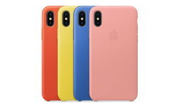 Apple เพิ่มสีสันของเคส iPhone รับช่วงฤดูใบไม้พลิอันสดใส