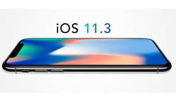 มาแล้ว iOS 11.3 พร้อมให้โหลดใช้งานกับ iPhone และ iPad แล้ววันนี้