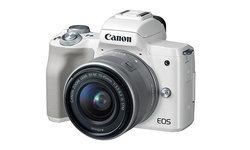 Canon เปิดตัว EOS M50 รุ่นท็อปย่อยส่วน DSLR ให้จับได้ถนัดมือมากขึ้น