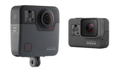 เมนทาแกรม เปิดตัว GoPro Fusion กล้อง 360 องศา และ GoPro Hero ใหม่ ราคาถูกแต่ฟีเจอร์ครบ