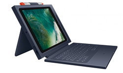 Logitech เปิดตัว Rugged Combo 2 และ Crayon อุปกรณ์เสริมหน้าตาเป็นมิตรกับเด็กใช้กับ iPad รุ่นใหม่
