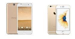9 สิ่งที่ HTC One A9 เหนือกว่า iPhone 6s มีอะไรบ้าง?