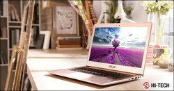 เปิดตัว เอซุส ZenBook UX303UB โน้ตบุ๊คประสิทธิภาพสูง เหนือกว่าด้วยดีไซน์ กับความเรียบง่ายแบบ Zen