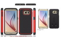 เผยภาพหลุด Samsung Galaxy S7 & S7 Plus เมื่อใส่เคส ดูยังไงก็เหมือนเดิม