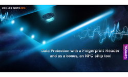 Lenovo คอมเฟิร์ม K4 Note จะมาระบบสแกนลายนิ้วมือและ NFC