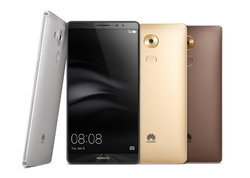 เปิดตัว Huawei Mate 8 อย่างเป็นทางการในเมืองไทย