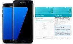 Samsung ปล่อย Update ของ Galaxy S7 แก้ไขเรื่องความเสถียรและทัชหน้าจอ