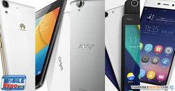 แนะนำ 5 สมาร์ทโฟนสุดคุ้มในราคาไม่เกิน 5,000 บาท ภายในงาน Thailand Mobile Expo 2016