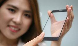 LG ผลิตหน้าจอมือถือที่ฝั่งระบบสแกนลายนิ้วได้เป็นผลสำเร็จ