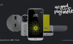 LG G5 Speed เพิ่มความเร็วให้ G5 กับการรองรับ LTE 3CA