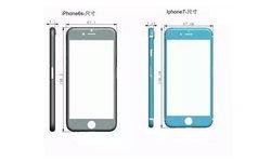 ภาพเปรียบเทียบชัดเจน iPhone 6s และ iPhone 7 รุ่นใหม่ต่างกันแค่กล้องหลัง