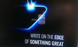 ยืนยัน Samsung Galaxy Note 7 จะมาพร้อมจอโค้งจริง ๆ