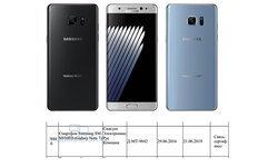 พบรหัส SM-N930FD ผ่านตรวจในรัสเซีย คาดว่าคือ Samsung Galaxy Note 7