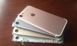 มาดูภาพหลังเครื่อง iPhone 7 ไร้ซึ่งสีดำ Space Black