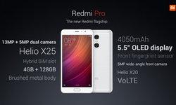 Xiaomi เปิดตัว Redmi Pro มือถือแรงสุดของค่ายในราคาไม่ถึงหมื่น