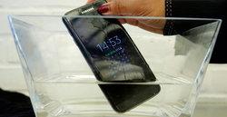 Samsung S7 Active ไม่ได้กันน้ำจริงอย่างที่โฆษณาไว้