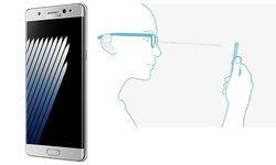 เผยภาพหน้าจอและการทำงานของ Iris Scanner และ Grace UX ของ Samsung Galaxy Note 7 แบบชัด ๆ