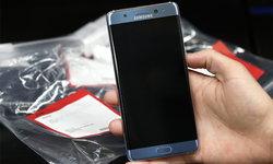 4 ขั้นตอนในการตรวจสอบ Samsung Galaxy Note 7 ของเก่าของใหม่