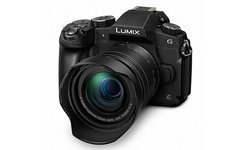Panasonic เปิดตัว Lumix DMC-G85 พร้อมกันสั่นปรับปรุงใหม่, ช่องมองภาพใหญ่ขึ้น