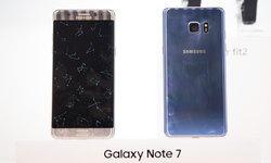 Samsung ประกาศหยุดขายและแลกเครื่อง Samsung Galaxy Note7 หลังเกิดปัญหารอบใหม่