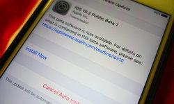 Apple ปล่อย iOS 10.2 Beta 7 ปรับปรุงอีกนิดก่อนปล่อยเวอร์ชั่นจริง