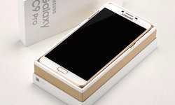 Samsung Galaxy C9 Pro มือถือ RAM 6GB เปิดตัวอย่างเป็นทางการแล้ว
