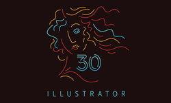 Adobe ฉลองครบรอบ 30 ปี Illustrator โปรแกรมสร้างสรรค์งานกราฟิกแบบเวกเตอร์
