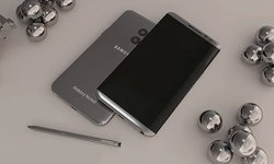 Galaxy Note8 เผยดีไซน์หน้าจอไร้ขอบแบบใหม่ ใหญ่ถึง 6.4 นิ้ว คาดไฮเอนด์ขั้นสุดด้วยจอ 4K
