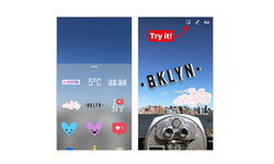 Instagram เผยฟีเจอร์ Geostickers ให้แสดงสติ๊กเกอร์ตามสถานที่