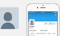 Twitter เปลี่ยน Avatar เริ่มต้นจากรูปไข่ เป็นรูปคน