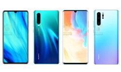 เผยภาพพร้อมรายละเอียด Huawei P30 สมาร์ทโฟนกล้อง 4 ตัวอย่างละเอียด!