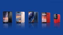 HMD เปิดตัว Nokia 4.2, 3.2, 1 Plus และ 210 ดีไซน์เรียบหรู ครอบคลุมทุกระดับสมาร์ทโฟน