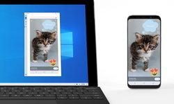 Windows 10 เตรียมเพิ่มฟีเจอร์ Phone Screen ยกหน้าจอมือถือ Android สู่ PC