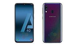 """หลุดภาพ """"Samsung Galaxy A40"""" ยังได้กล้องหลังคู่หน้าตาดี สเปกดี"""
