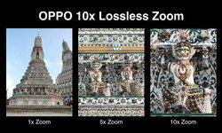 OPPO เผยประสบการณ์สุดยิ่งใหญ่กับเทคโนโลยีกล้องซูม 10 เท่า (OPPO 10x Lossless Zoom)