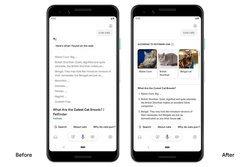 Google เพิ่มสีสันในการค้นหาข้อมูลให้ Android ด้วย livelier search!