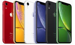 iPhone XR รุ่นต่อไปอาจจะมี 2 สีใหม่มาแทนสีเดิม