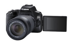 แคนนอนเปิดตัว EOS 200D II กล้องดีเอสแอลอาร์ตัวเล็กที่สุด เบาที่สุด  อัดแน่นด้วยเทคโนโลยีสุดล้ำ