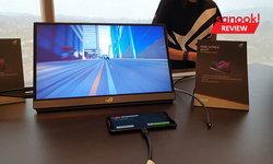 Computex 2019 : ROG เปิดตัว อุปกรณ์เสริมสุดล้ำ พร้อมกับหน้าจอไร้สาย ROG Strix XG17