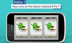 Nokiaปล่อยอัปเดตAndroid Pieให้กับNokia 1เป็นที่เรียบร้อย