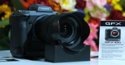 """เปิดราคาไทย Fujifilm GFX 100 กล้องมีเดียมฟอร์แมต ความละเอียด """"102 ล้านพิกเซล"""""""