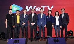 เทนเซ็นต์ (ประเทศไทย)เปิดตัว WeTV  ปลุกตลาดสตรีมมิ่งน้องใหม่อย่างเป็นทางการ