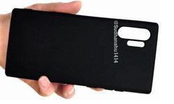 ชมกันชัดๆ เคสจริงของ Samsung Galaxy Note 10 Pro เหมือนภาพต้นแบบ