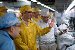 Apple พิจารณาย้ายฐานการผลิต iPhone ราว 15-30% ออกจากประเทศจีน
