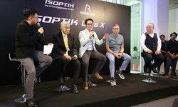 """ผู้จัด-ดาราดัง ยกทัพร่วมงาน ISOPTIK จับมือ RODENSTOCK เปิดตัวสุดยอดเลนส์  """"ISOPTIK Ultra X"""""""