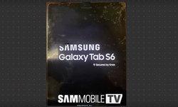 Samsung Galaxy Tabตัวท็อปรุ่นต่อไปอาจจะได้ใช้ชื่อGalaxy Tab S6 แทน