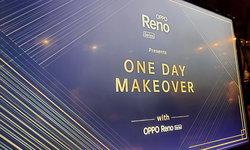OPPO พาเปิดประสบการณ์มุมใหม่ของผู้ชายผ่านกิจกรรม One Day MakeoverกับOPPO Reno Series