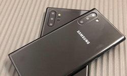 ชมภาพเครื่องDummyของSamsung Galaxy Note 10และGalaxy Note 10 +ของจริงก่อนเปิดตัว