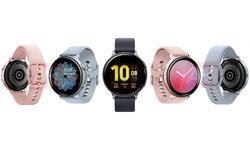 หลุดภาพสีสันของSamsung Galaxy Watch Active 2พร้อมสายจากUnder Armor